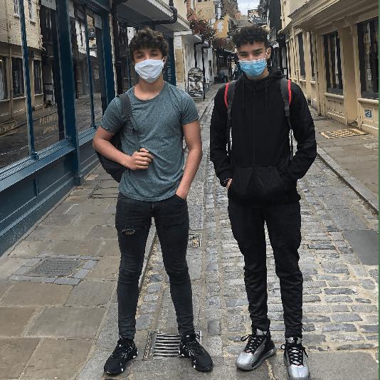 Funds4Uni - Nathan & Daniel Rolf - 2020