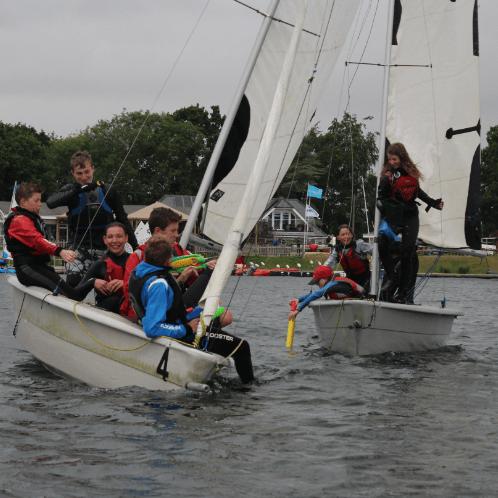 Spinnaker Sailing Club