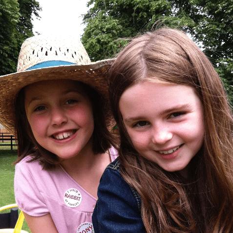 Camps International Peru 2019 - Anna and Annabel Gomez