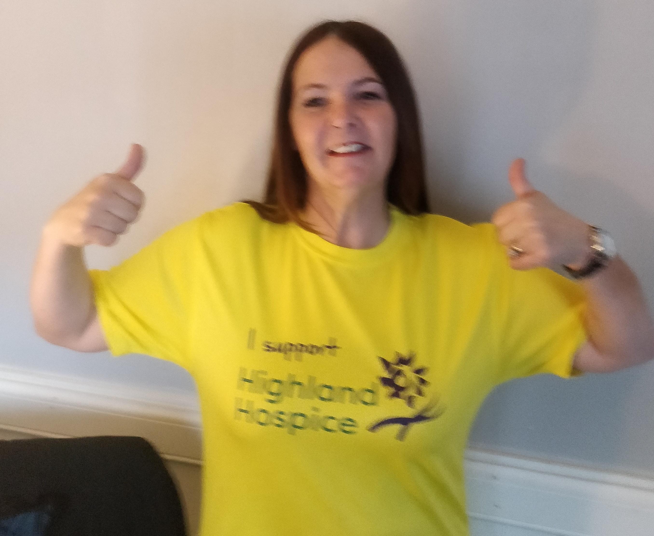 Highland Hospice Ness Factor 2019 - Caroline Devine