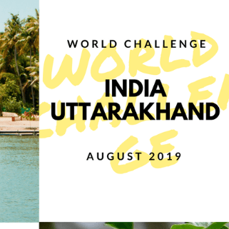 World Challenge India 2018 - Holly Sidgwick