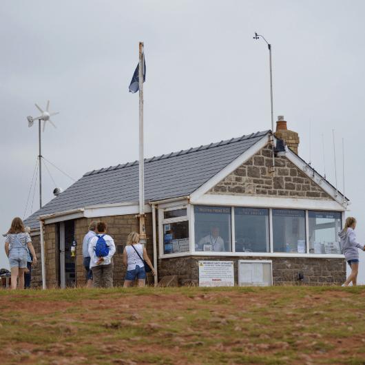 National Coastwatch Institution - Worm's Head
