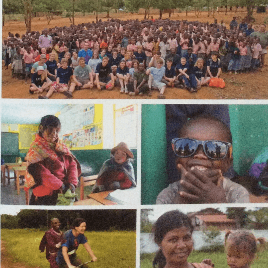 Camp International Kenya 2018 - Taylor Rutland