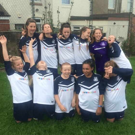 Glenavon Belles Under 13