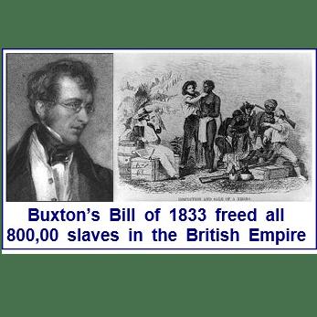 Thomas Fowell Buxton Society