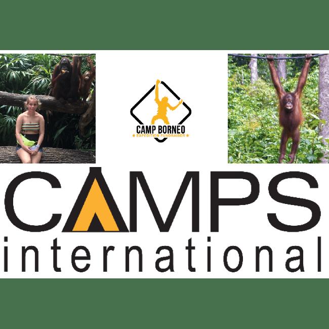 Camps International Borneo 2020 Sally Rowe