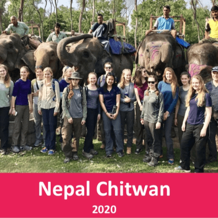 Global Action Nepal 2020 - Krina Patel
