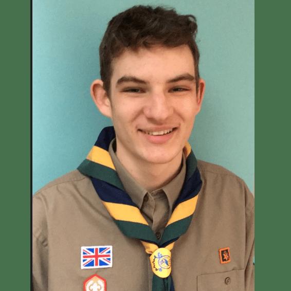 World Scout Jamboree USA 2019- William bradford