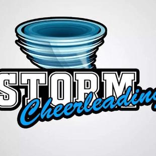 Storm cheerleading salisbury