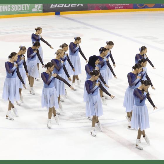 Nottingham Synchronized Skating Academy
