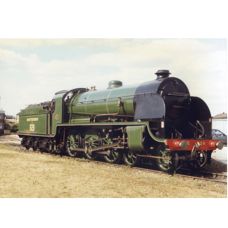 Eastleigh Railway Preservation Society - E828 Restoration
