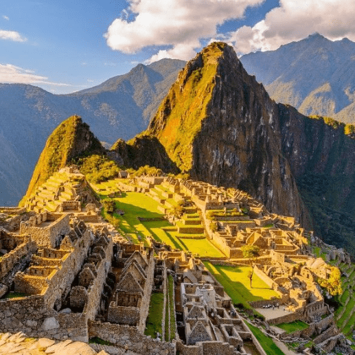 Action Against Hunger Machu Picchu 2019- Davina Mellows