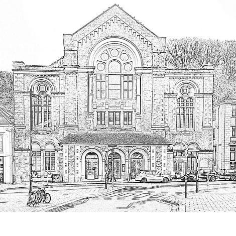 Falmouth Methodist Church