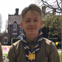World Scout Jamboree USA 2019 - Will Bevan