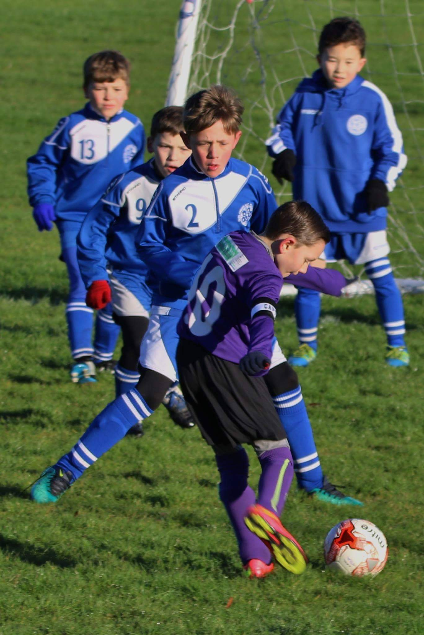 Featherstone Flyers Under 9s