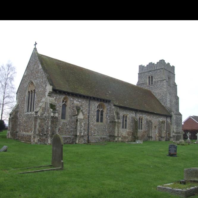 St Mary's Church - Salcott
