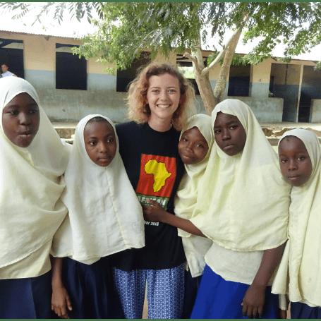 African Adventures 2020 - Victoria Hayter