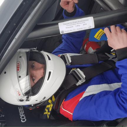Kieren Preedy Funds For C1 Championship Racing