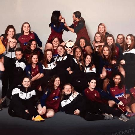 Southampton University Ladies Football (SULFC)