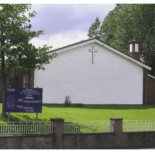 St Martin's Church Droylsden