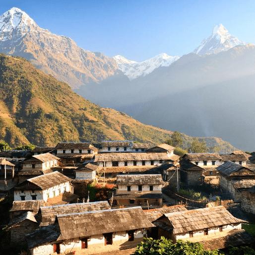 Nepal 2021 - Sam Willetts