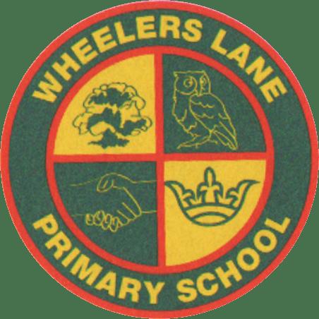 Wheelers Lane Primary School cause logo