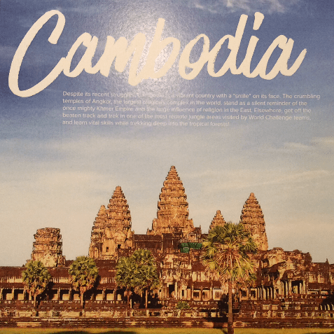 World Challenge Cambodia 2020 - Jacob Briggs