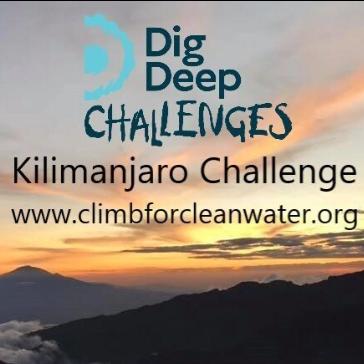 Dig Deep Kilimanjaro 2021 - Hannah Simpson
