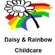 Daisy and Rainbow Childcare cause logo