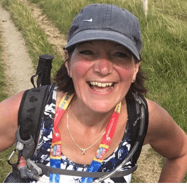 Raising Funds For British Heart Foundation - Lorraine Gill
