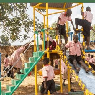 East African Playgrounds Uganda 2020 - Jenny Sanderson