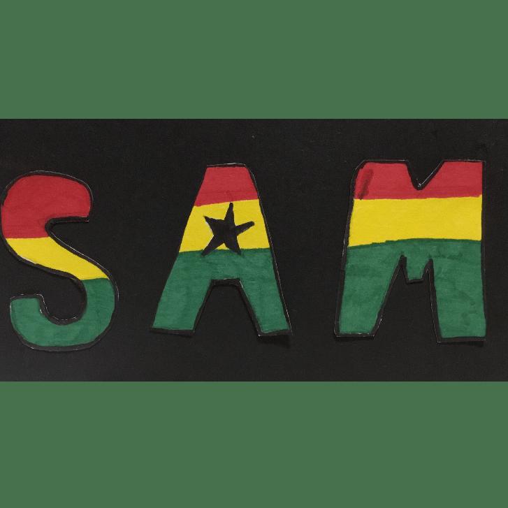 Ghana 2020 - Sam Wickham