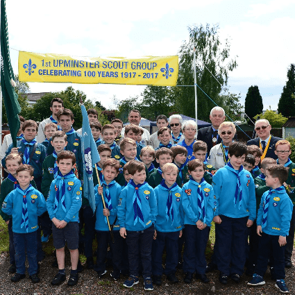 1st Upminster Scout Group