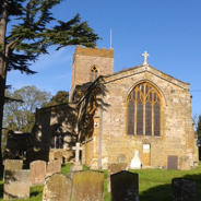 All Saints Church - Flore