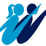 Woking Gymnastics Club cause logo