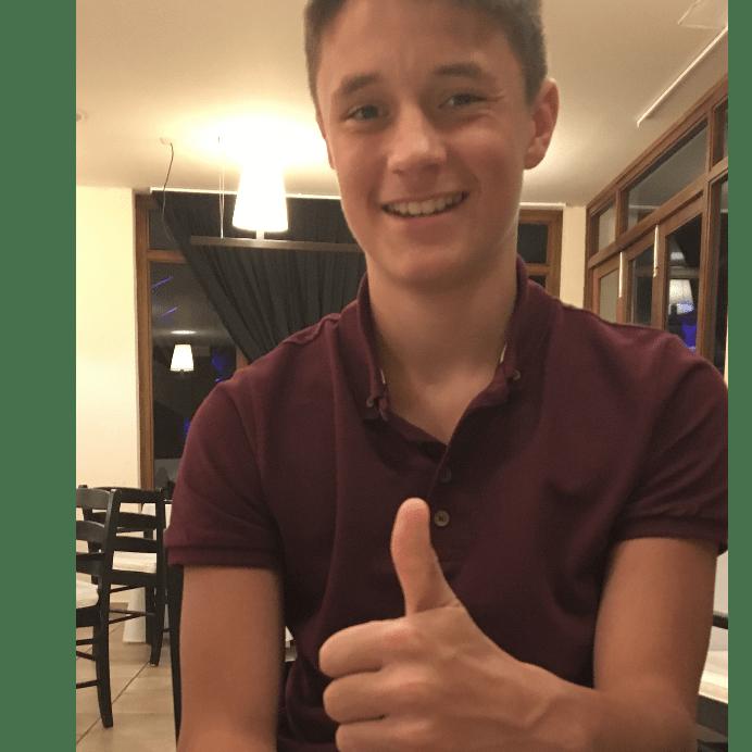 World Challenge Swaziland 2019 - Thomas Walton