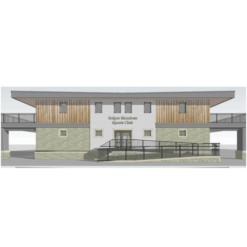 Belper Meadows Community Sports Club - New Clubhouse