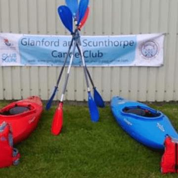 Glanford and Scunthorpe canoe club