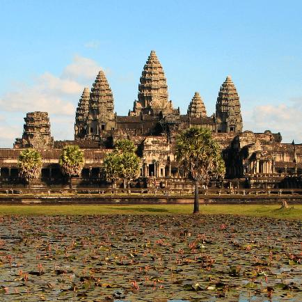 Camps International Cambodia 2019 - Alex Castell