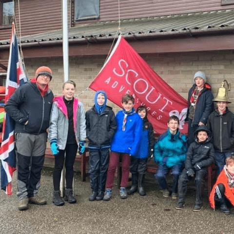 1st Kinellar Scouts Barcelona 2020 Trip