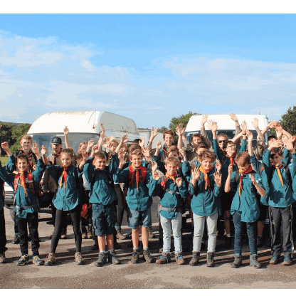 1st Backwell Scout Group