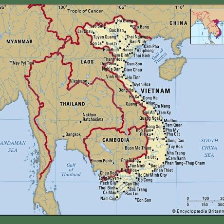 Vietnam 2o20 - Daniel Sherrington