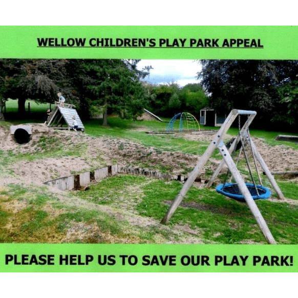 Wellow Children's Play Park Appeal