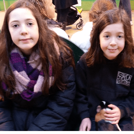 University Fund - Stern Girls - 2018