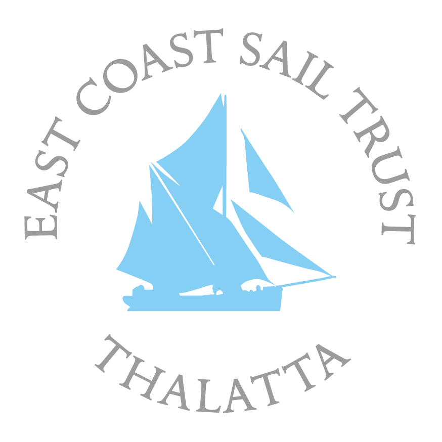 East Coast Sail Trust cause logo