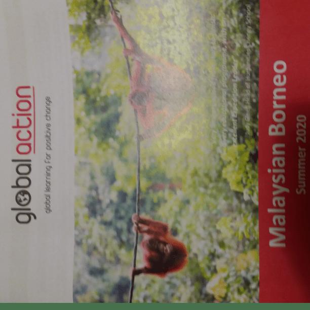World Challenge Borneo 2020 - Gwen Williams