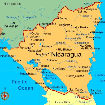 World Challenge Nicaragua 2019 - David Prentice