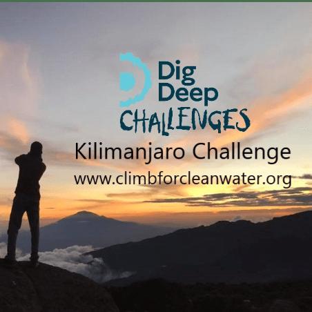 Dig Deep Kilimanjaro 2021 - Hannah Meredith