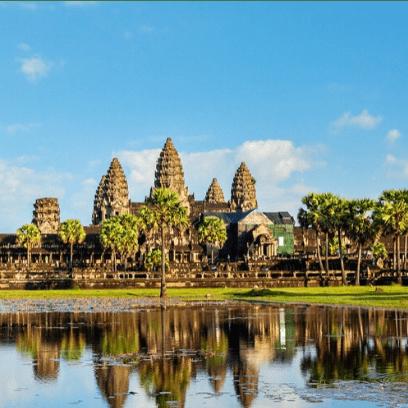 Camps International Cambodia 2020 - Sienna Kelly