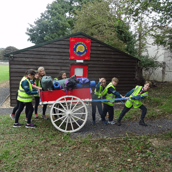 1st Charmouth Scout Group